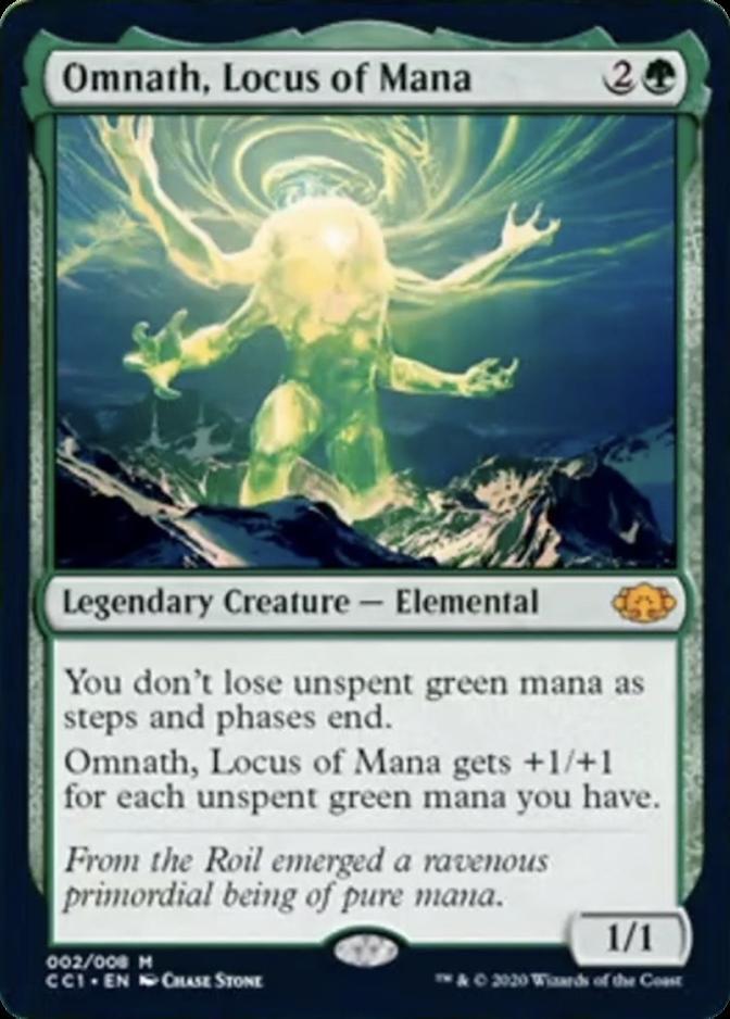 Omnath, Locus of Mana [CC1]