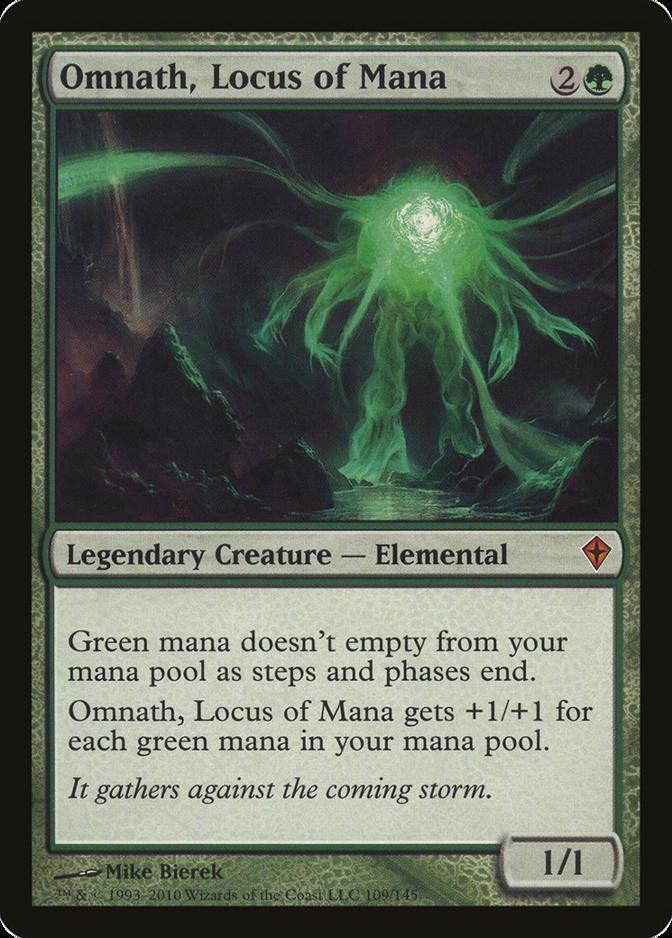Omnath, Locus of Mana [WWK]