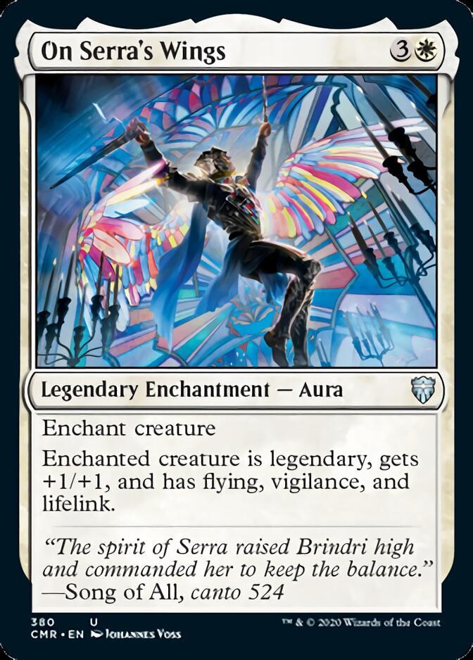 On Serra's Wings [CMR]