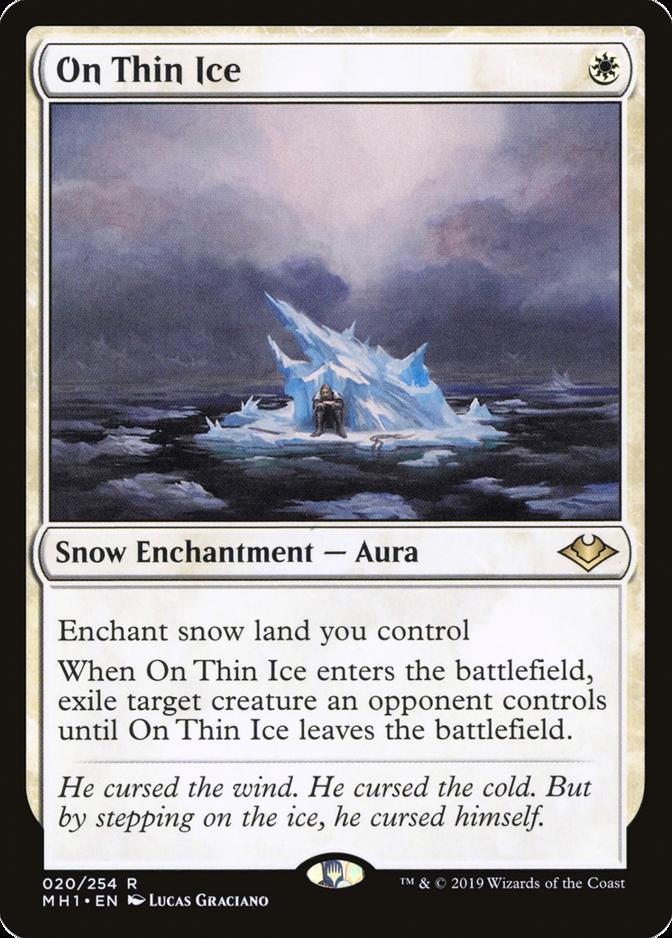 On Thin Ice [MH1]