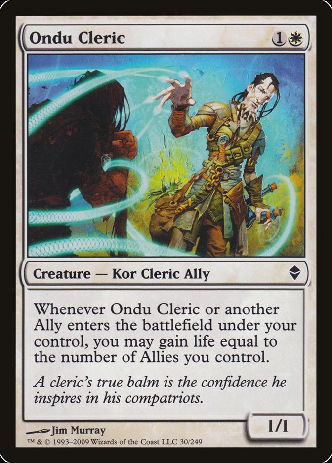 Ondu Cleric [ZEN]