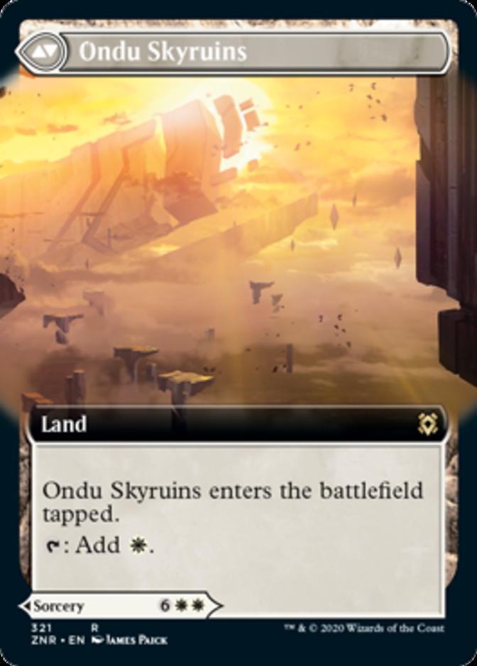 Ondu Skyruins [PZNR]