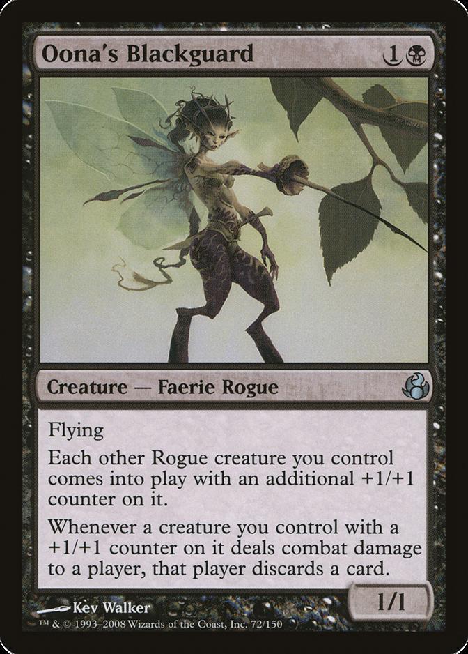 Oona's Blackguard [MOR] (F)