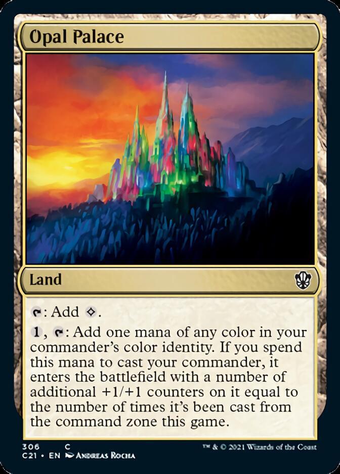 Opal Palace [C21]