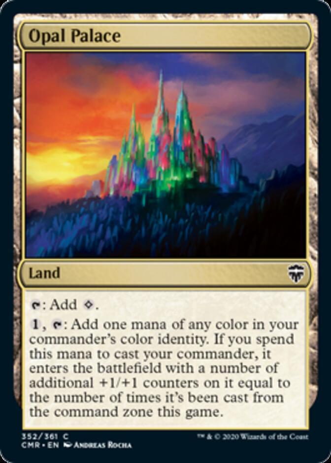 Opal Palace [CMR]