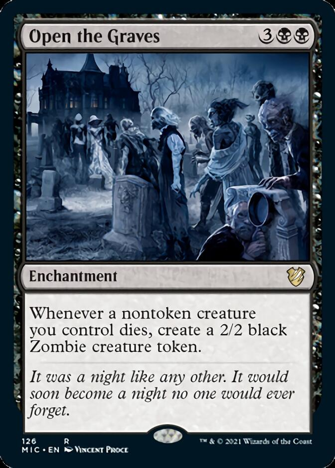 Open the Graves [MIC]