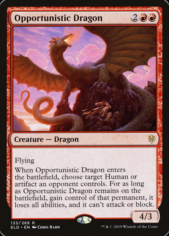Opportunistic Dragon [ELD]