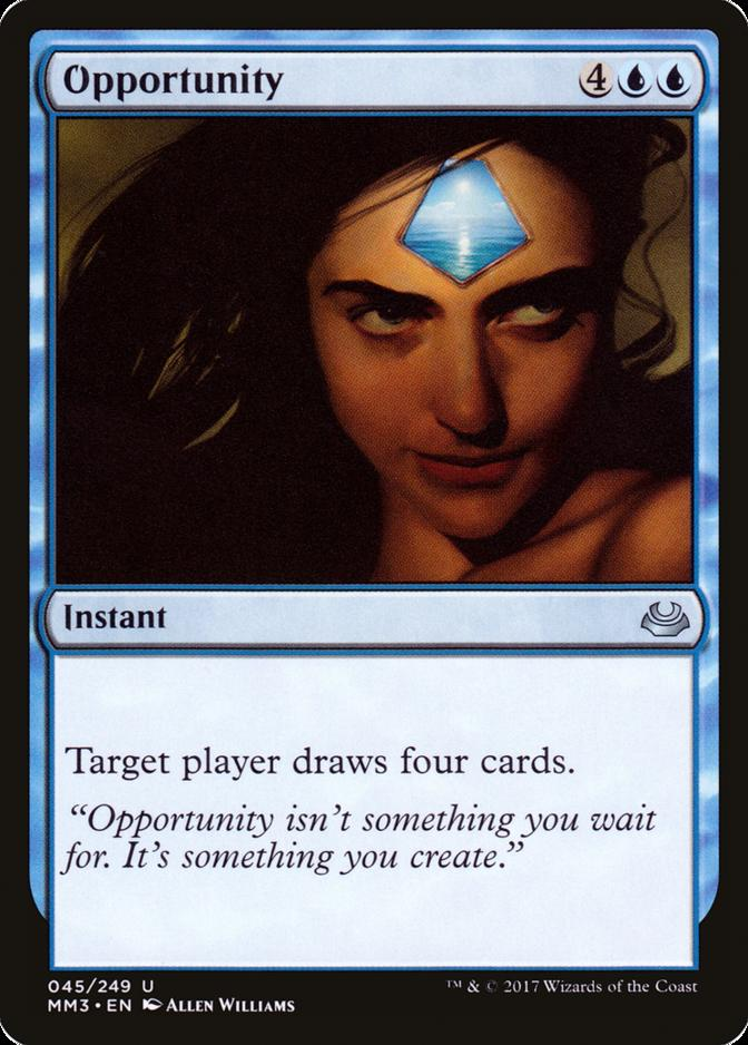Opportunity [MM3] (F)
