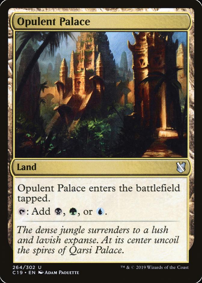 Opulent Palace [C19]