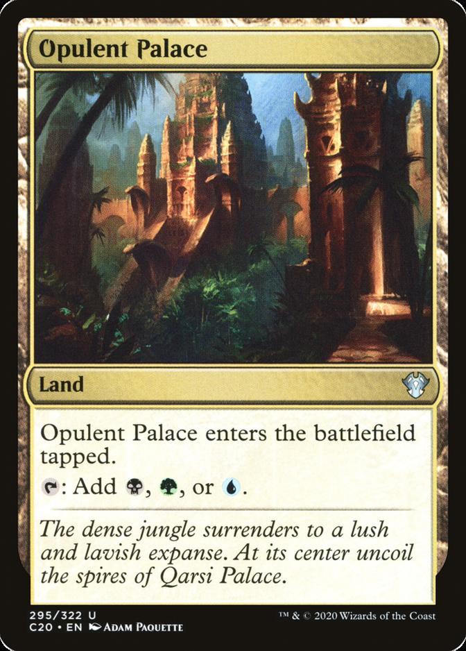 Opulent Palace [C20]