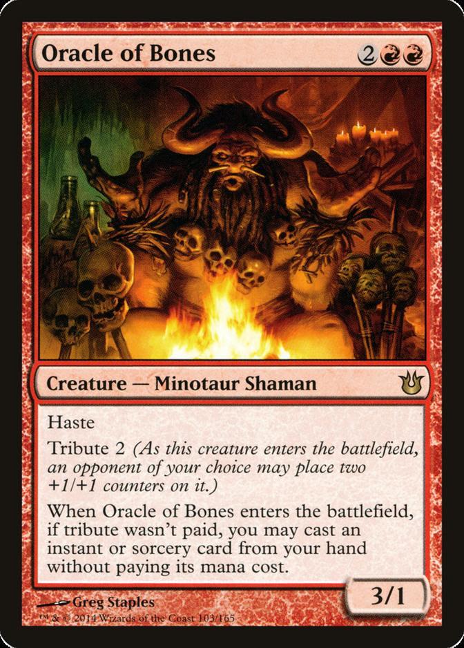 Oracle of Bones [BNG]
