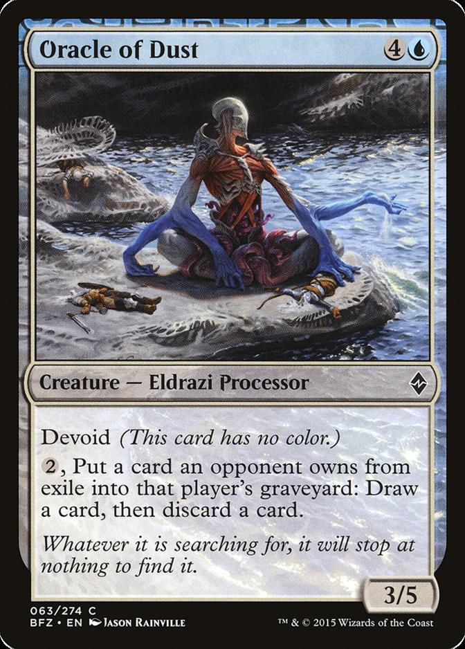Oracle of Dust [BFZ] (F)