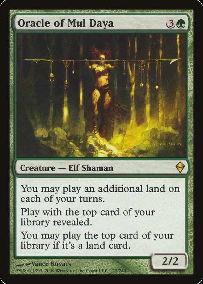 Oracle of Mul Daya [ZEN]