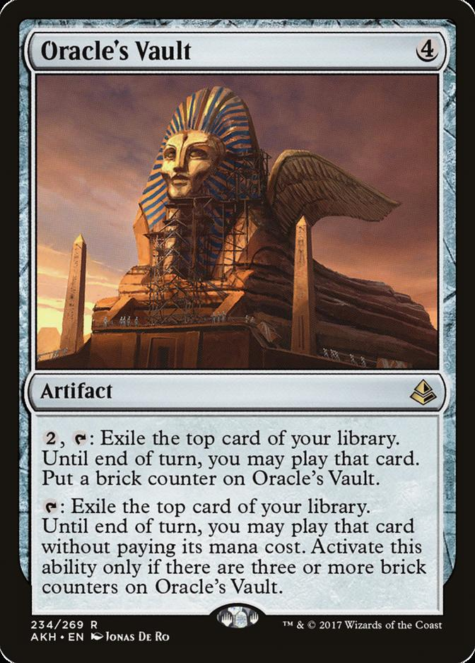 Oracle's Vault [AKH]