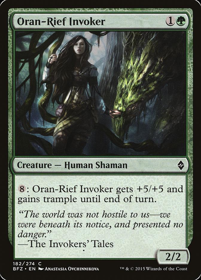 Oran-Rief Invoker [BFZ]