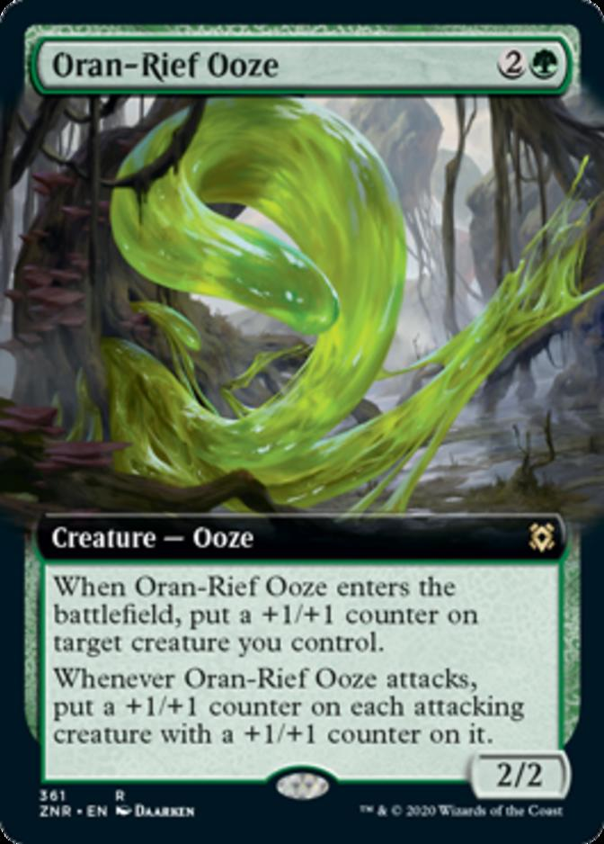 Oran-Rief Ooze [PZNR]