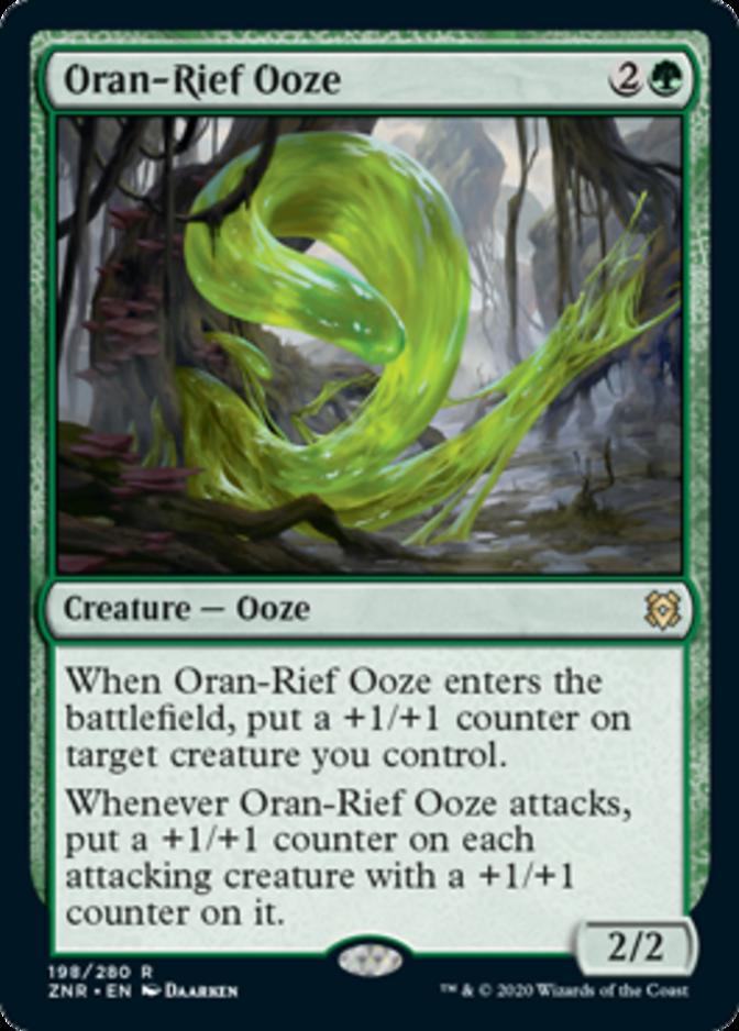 Oran-Rief Ooze [ZNR]