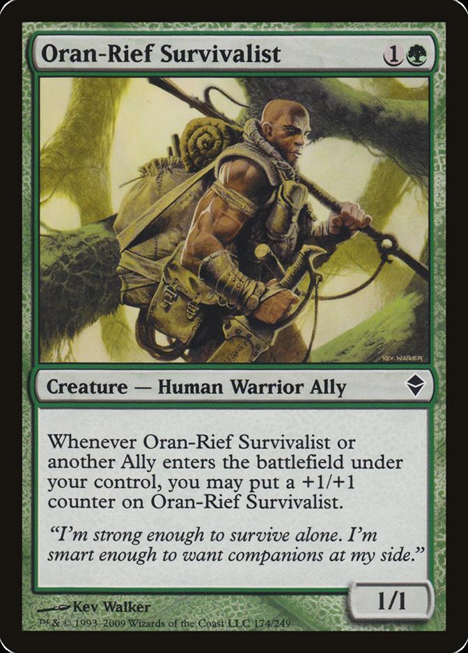 Oran-Rief Survivalist [ZEN] (F)