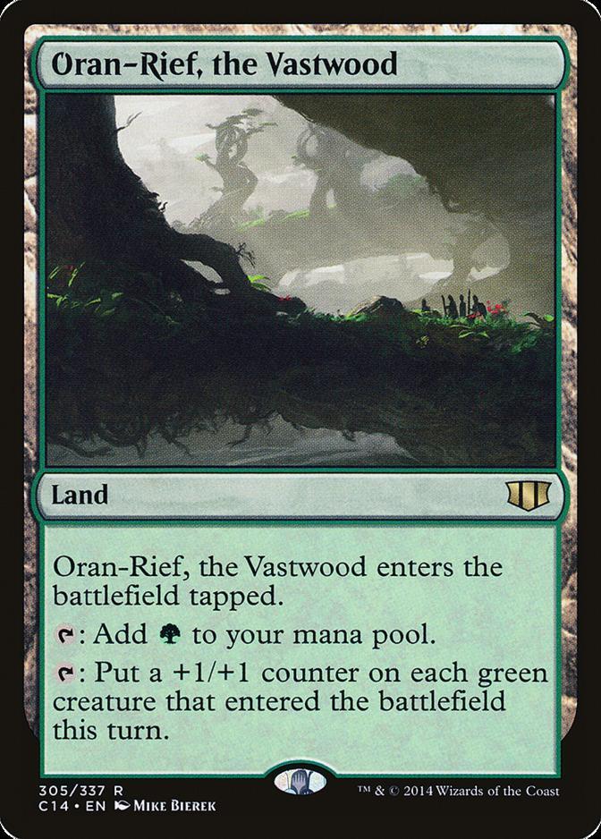 Oran-Rief, the Vastwood [C14]