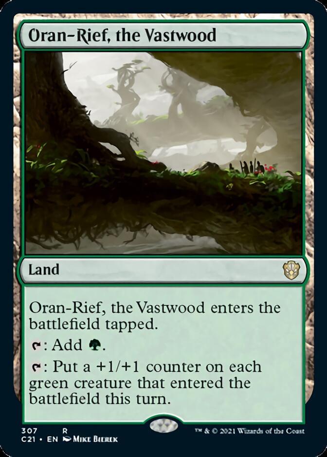 Oran-Rief, the Vastwood [C21]