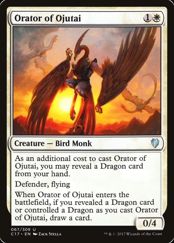 Orator of Ojutai [C17]