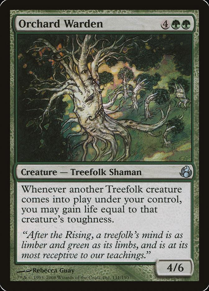 Orchard Warden [MOR]