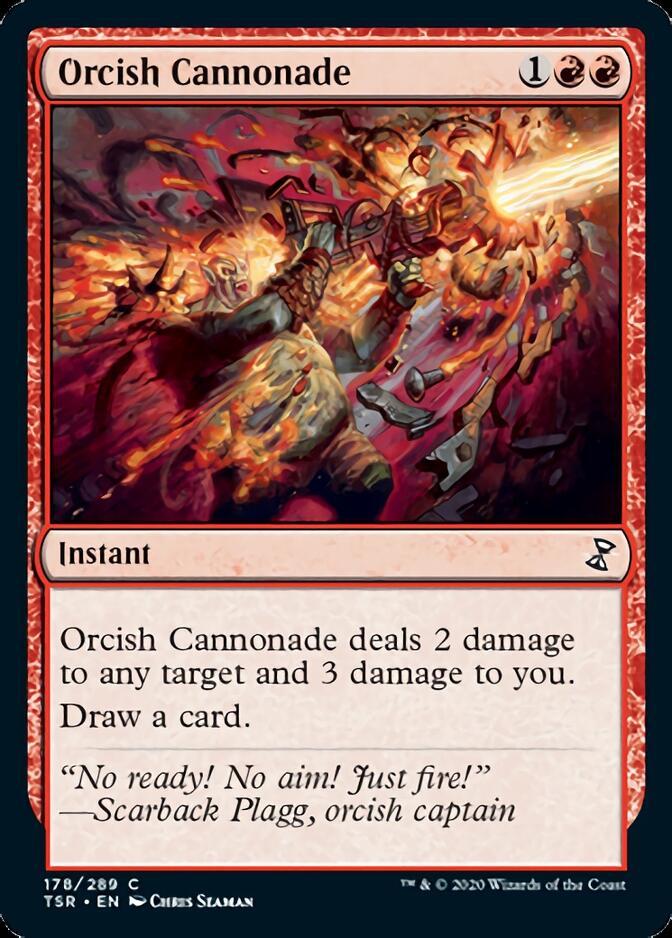 Orcish Cannonade [TSR]