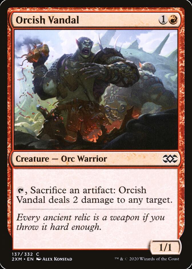 Orcish Vandal [2XM]