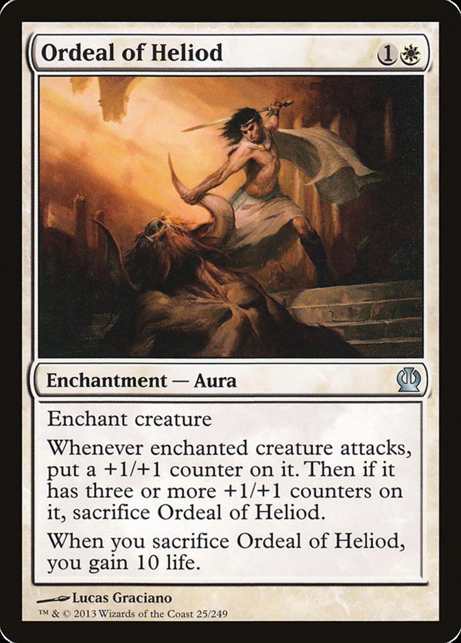 Ordeal of Heliod [THS] (F)