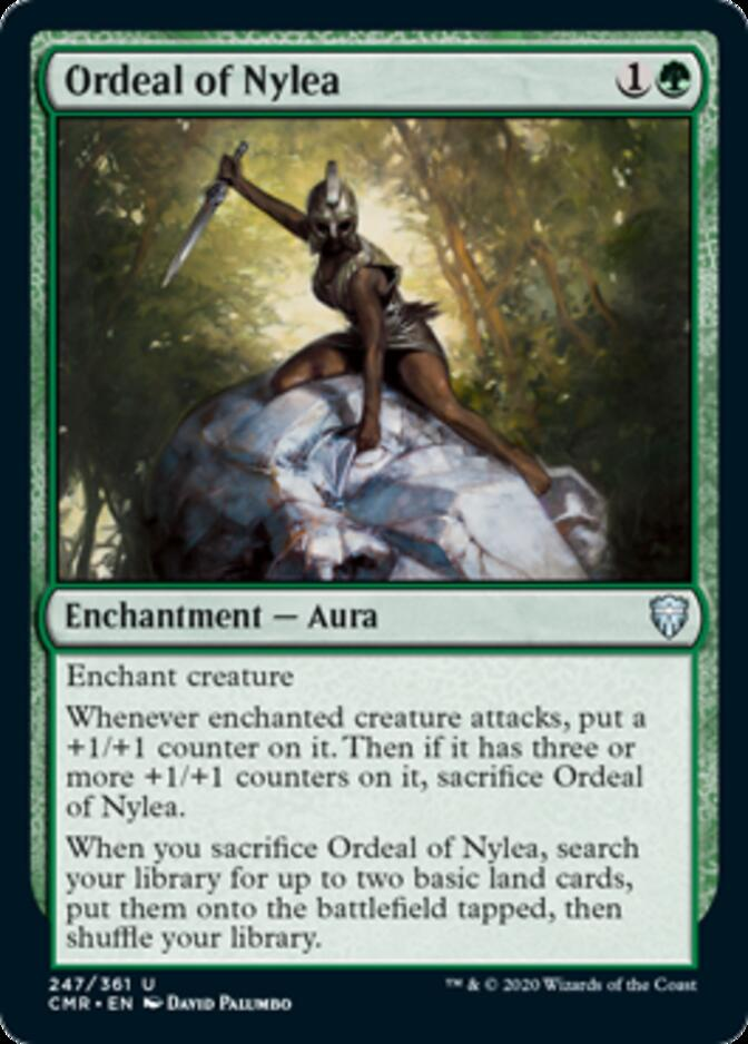 Ordeal of Nylea [CMR]