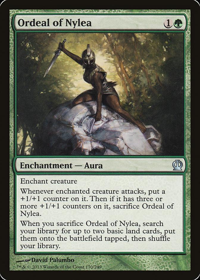 Ordeal of Nylea [THS] (F)