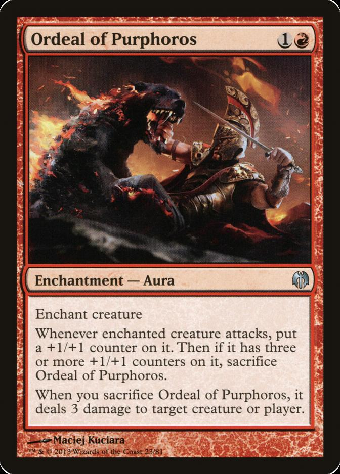 Ordeal of Purphoros [DDL]