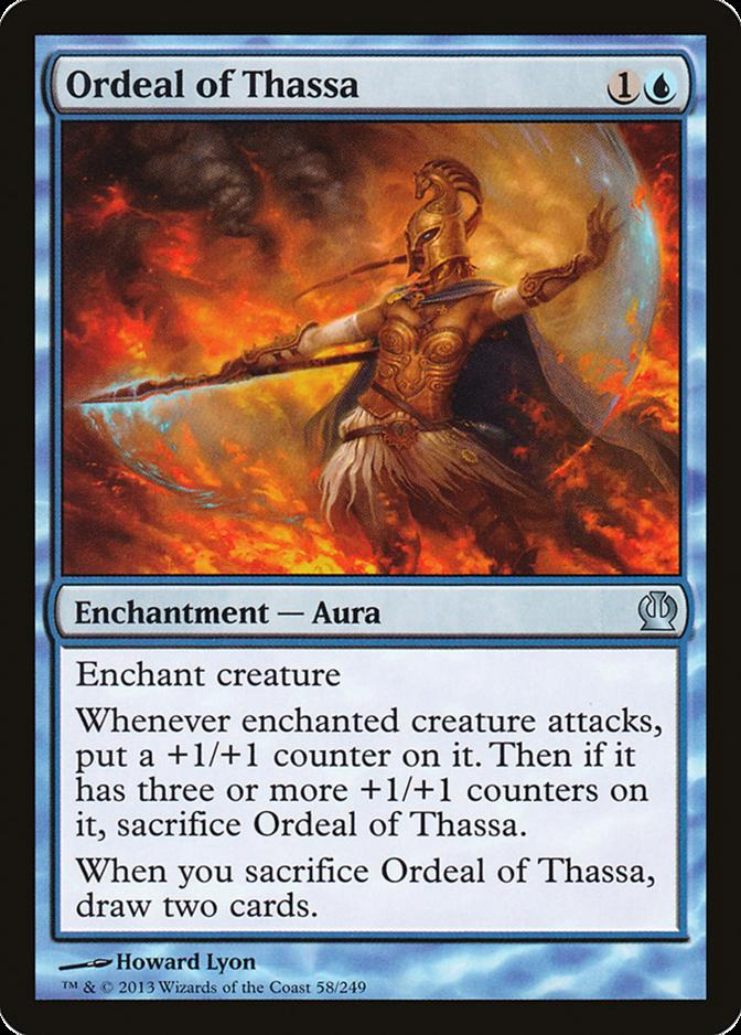Ordeal of Thassa [THS]