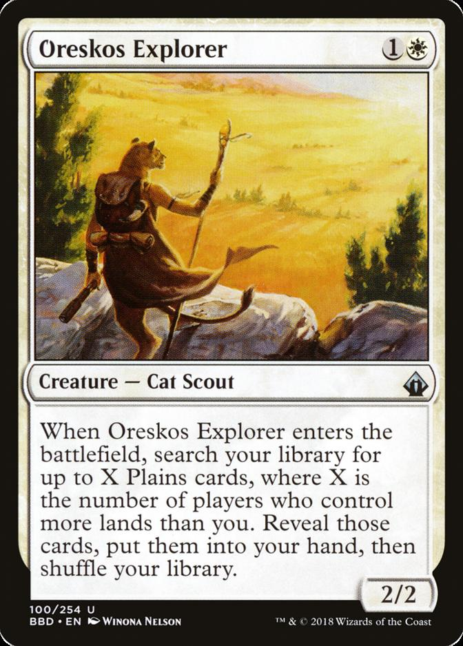 Oreskos Explorer [BBD]