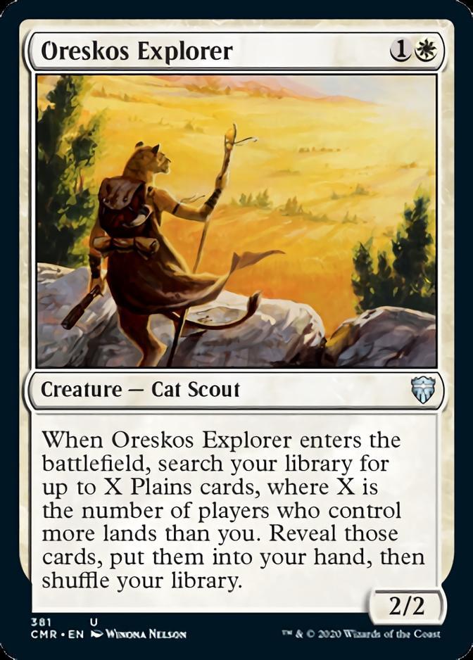 Oreskos Explorer [PCMR]