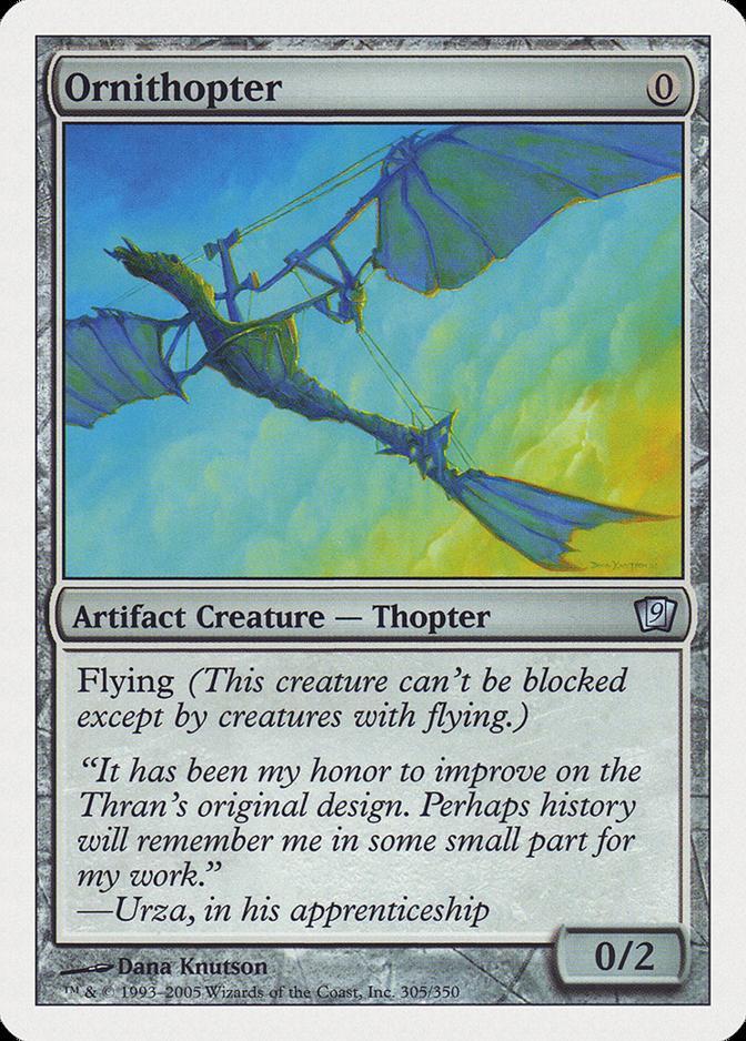 Ornithopter [9ED]
