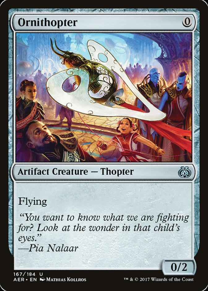 Ornithopter [AER]