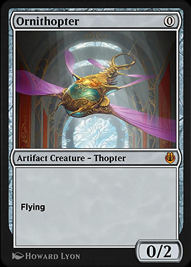 Ornithopter <masterpiece> [KLR]