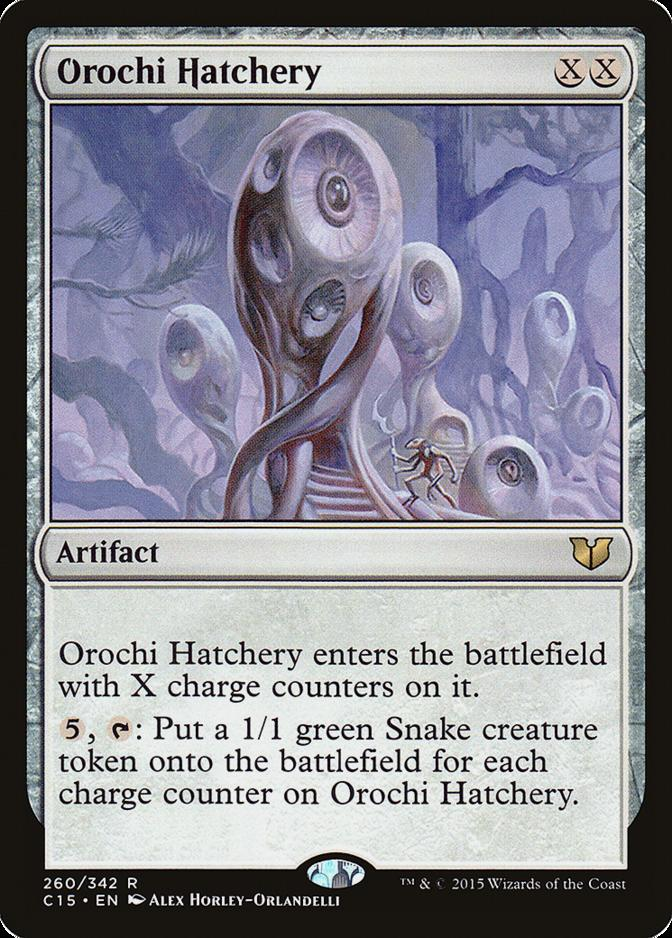 Orochi Hatchery [C15]