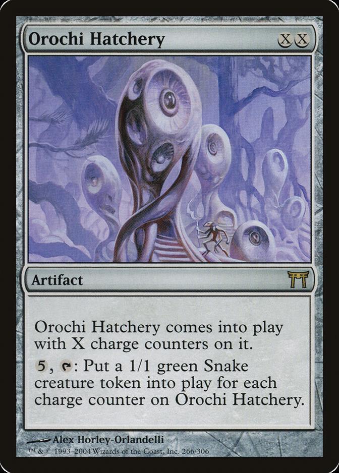 Orochi Hatchery [CHK]