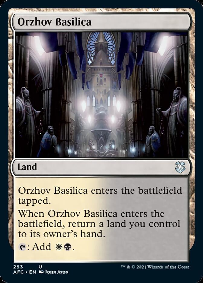 Orzhov Basilica [AFC]