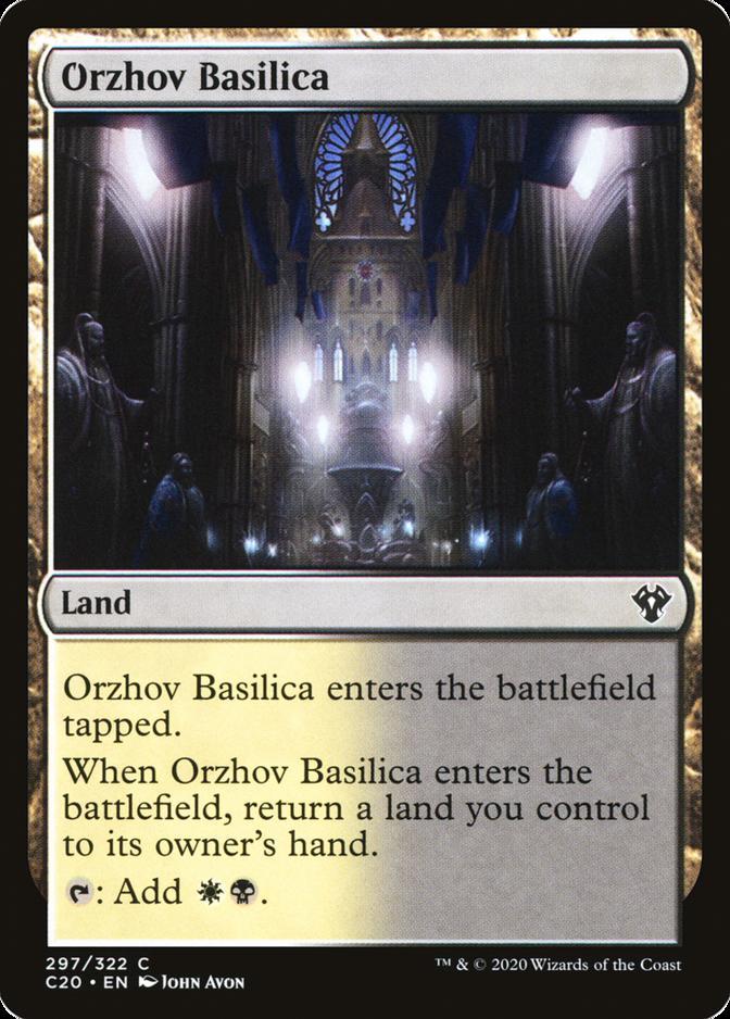 Orzhov Basilica [C20]