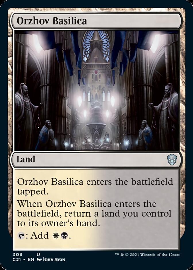 Orzhov Basilica [C21]