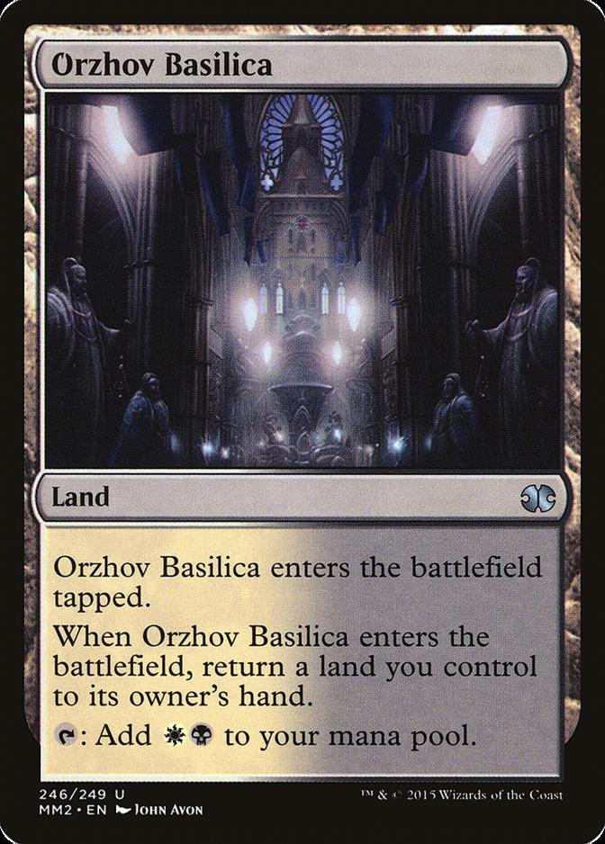 Orzhov Basilica [MM2]
