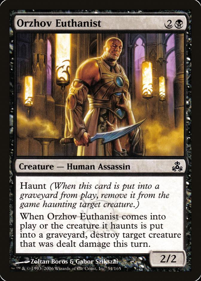 Orzhov Euthanist Guildpact Gpt Price History Your name will appear on a special hall poe trades companion wiki page. orzhov euthanist guildpact gpt price