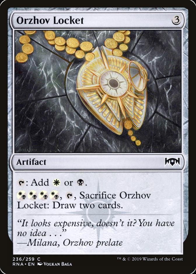 Orzhov Locket [RNA]