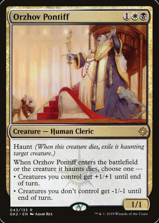 Orzhov Pontiff [GK2]