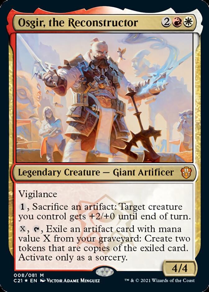Osgir, the Reconstructor [C21] (F)