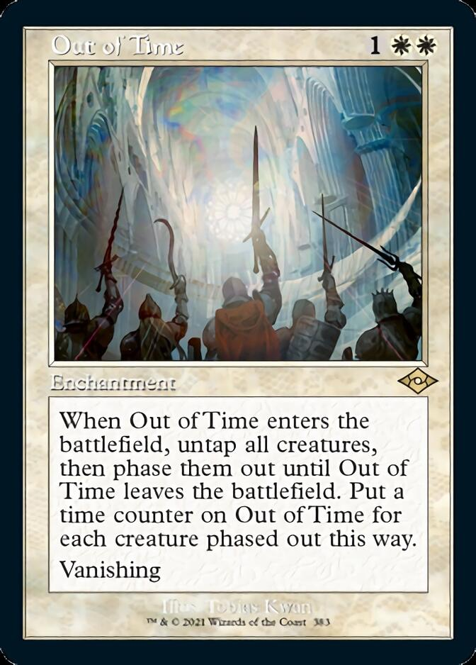 Out of Time <retro> [MH2]