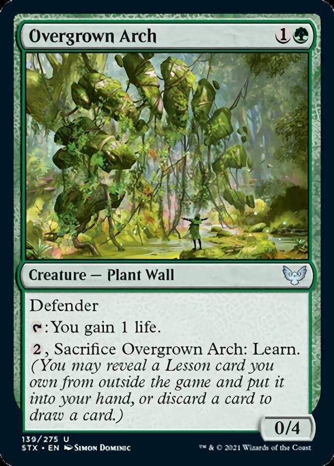 Overgrown Arch [STX]